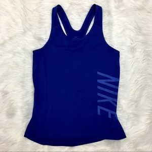 Nike Dry Fit Racerback Tank Top Size M